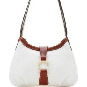 Dooney & Bourke Derby Pebble Shoulder Bag